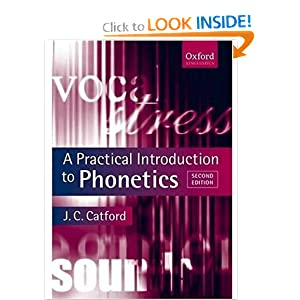 Catfor'd's Intro to Phonetics