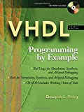 img - for VHDL : Programming By Example book / textbook / text book