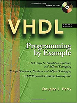 VHDL Programming By Example Fourth Edition