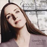Graupner: Partien auf das Clavier (1718) GWV 104, 105 & 107 (Partitas for Harpsichord, Vol. 4)