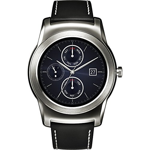 LG LG Watch Urbane Wearable Smart Watch - Silver
