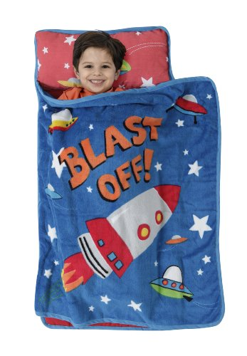 Great Features Of Baby Boom Nap Mat, Blast Off