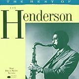 echange, troc Joe Henderson - The Best Of Joe Henderso