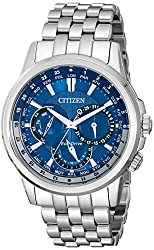 Citizen Men's BU2021-51L Calendrier Stainless Steel Watch