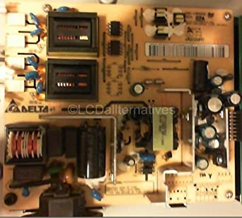 Repair Kit, Westinghouse LCM-22w2, LCD Monitor, Capacitors, Not the Entire Board