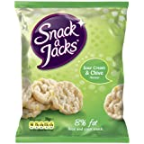 Snack a Jack Sour Cream and Chive 26 g (Pack of 24)