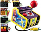 Namco The Original PAC-MAN Arcade Classics Collection 5 Video Plug and Play TV Games by Jakks Pacific