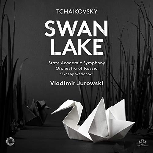 SACD : TCHAIKOVSKY - Swan Lake (2 Discos)