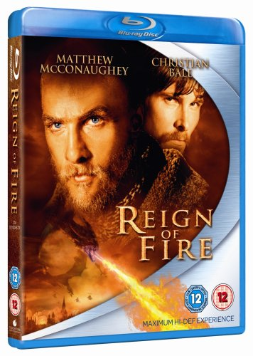 Власть огня / Reign of Fire (2002) BDRip 720p
