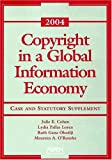 img - for Copyright in a Global Information Economy: 2004 Case and Statutory Support book / textbook / text book