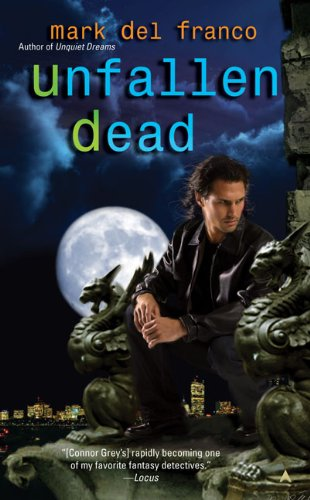 Image of Unfallen Dead (Connor Grey, Book 3)