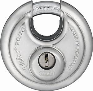 Abus - 26/70 cadenas 70mm Diskus Keyed Alike EE0036 - ABUKA45746