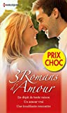img - for 3 Romans d'Amour: En d pit de toute raison - Un amour vrai - Une troublante rencontre (VMP) (French Edition) book / textbook / text book