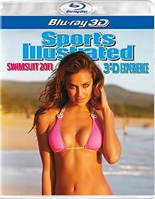 スポーツ・イラストレイテッド スウィムスーツ2011:3Dエクスペリエンス [Blu-ray]