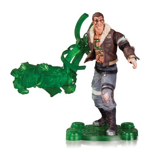 DC Collectibles Infinite Crisis: Atomic Green Lantern Collector Action Figure by DC Collectibles