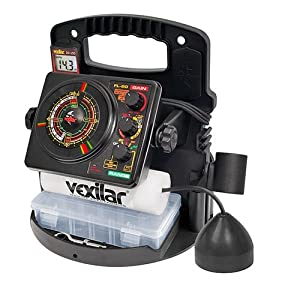 Vexilar PP2012D FL-20 Pro Pack II 12-Degree Ice-Ducer Combo with DD-100 by Vexilar