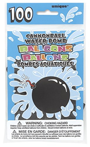 Unique-100-Count-Cannonball-Water-Balloons-Multicolor