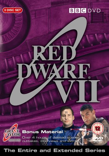 Red Dwarf : Complete BBC Series 7 [2005] [DVD]