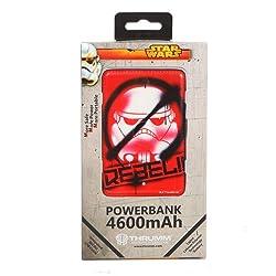 StarWars StormTrooper Rebel Slim PowerBank 4600mah (Officially Licensed) by Thrumm