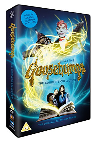 Goosebumps Complete Collection DVD