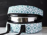 Slow Cooker Insulated Tote - 15 X 11 X 8 Inches - Teal