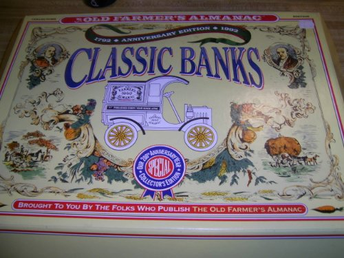 Classic Banks 200th Edition Farmers Bank Collectors Edition - 1