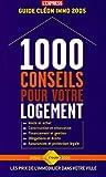 echange, troc Philippe Cléon - 1000 conseils pour votre logement : Guide Cléon immo 2005