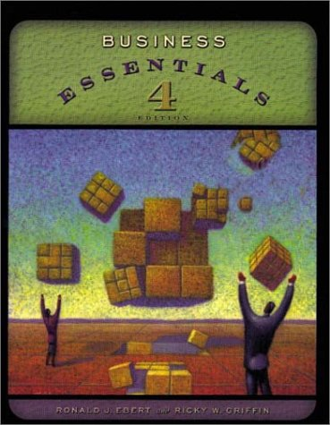 Business Essentials (4th Edition)