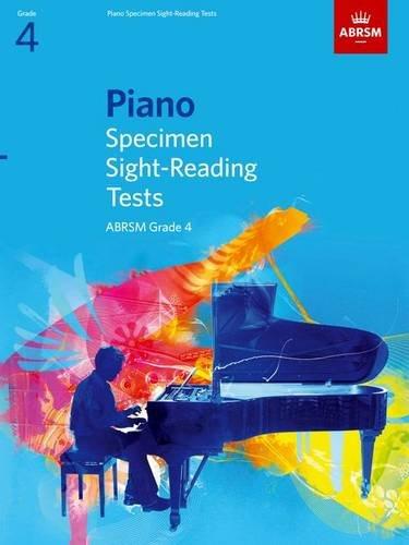Piano Specimen Sight-Reading Tests, Grade 4 (ABRSM Sight-reading)