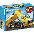 Playmobil - 5468 - Figurine - Grand Camion � Benne Basculante