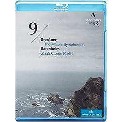 Bruckner: Symphony No. 9 [Blu-ray]