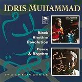 echange, troc Idris Muhammad, Robert Johnson - Black Rhythm Revolution - Peace & Rhythm