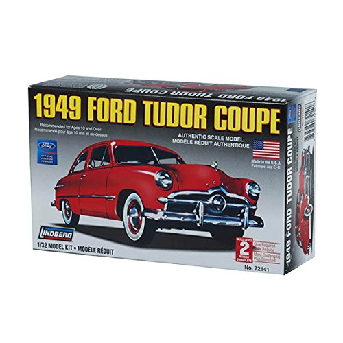 Lindberg 1:32 scale 1949 Ford Tudor - 1