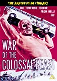 War Of The Colossal Beast [DVD]