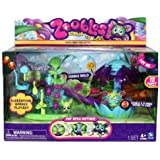 Zoobles Blossoming Garden Playset