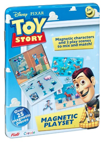 Toy Story Magnetic Play Set