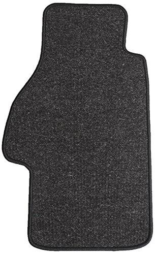 Intermats 412549 Mercedes  SL Pagode W113 Autofußmatten Sisal schwarz mit Si-Beschichtung, Velourband