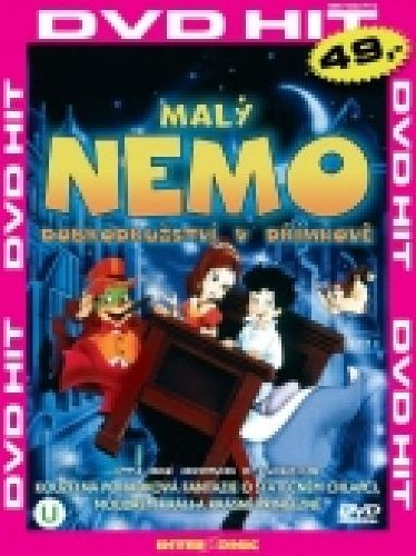 maly-nemo-dobrodruzstvi-v-drimkove-little-nemo-adventures-in-slumberland-paper-sleeve-tcheque-versio
