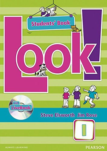 Look! 1 Students' Pack: Students' Pack Level 1