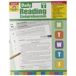 Daily Reading Comprehension Grade 4 PdfDaily Reading