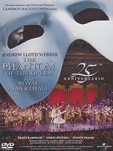 The Phantom Of The Opera At The Royal Albert Hall - Edizione 25 Anniversario [Italia] [DVD]