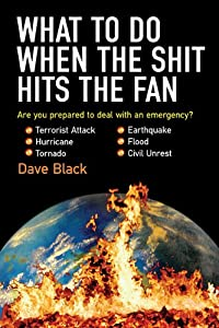 "Books ""What to Do When The Shit Hits The Fan"" Book"