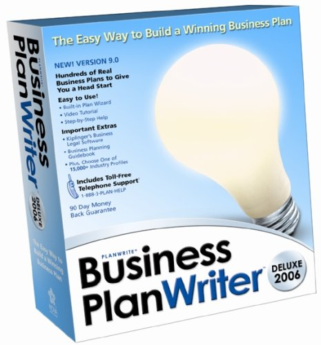 nova development business plan writer