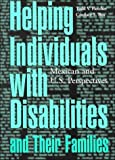 Helping Individuals With Disabilities and Their Families: Mexican and U.S. Perspectives