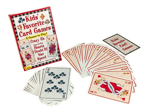 International Playthings Kids Favorite Card Game - 1