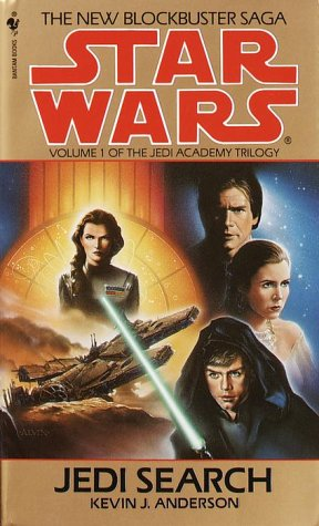 Jedi Search: Book 1 (Star Wars; the Jedi Academy Trilogy)