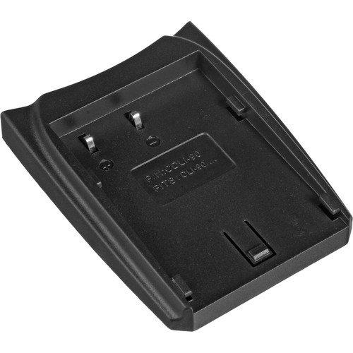Watson Battery Adapter Plate For D-Li90 -Accepts Pentax D-Li90 Type Battery