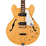 EPIPHONE ELITIST 1965 CASINO NATURAL + CASE Electric guitars Hollow and semi-hollow