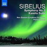 シベリウス:交響曲 第2番・カレリア組曲