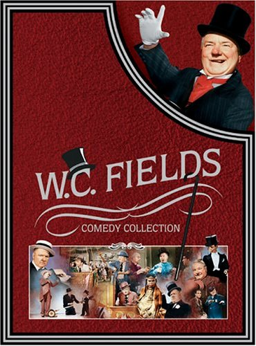 Cover art for  W.C. Fields Comedy Collection (The Bank Dick / My Little Chickadee / You Can't Cheat an Honest Man / It's a Gift / International House)